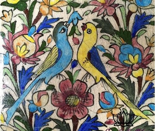 پرنده نگری نماد معنا