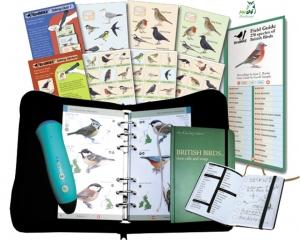 کتاب صوتی پرندگان