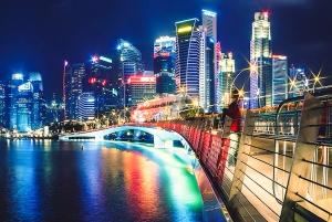 آلودگی نوری شهری