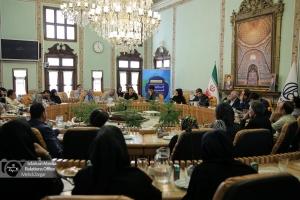 نشست هم اندیشی شهردار اصفهان و فعالان محیط زیست